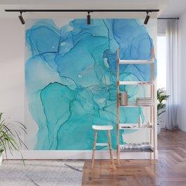 A pool of Mermaid Tears Wall Mural