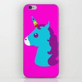 Portrait  of a Unicorn iPhone Skin