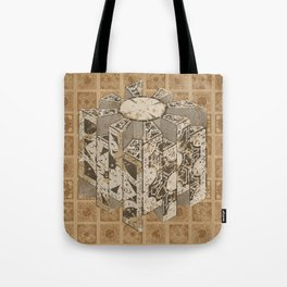 Hellraiser Puzzlebox C Tote Bag