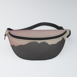 Ring of Sunsets - landscape photography Fanny Pack
