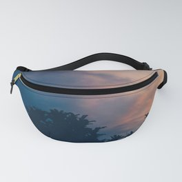 The day is over, new morning begins Fanny Pack