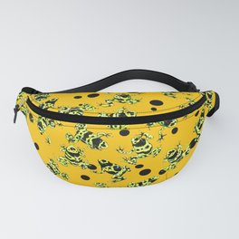 Poison Dart Frog Content  Fanny Pack
