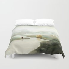 The Visitors Duvet Cover