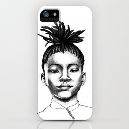 Willow Smith iPhone Case