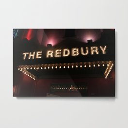 The Redbury Hotel Metal Print