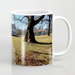 Cherokee Nation - The Historic George M. Murrell Home, No. 4 of 5 Coffee Mug