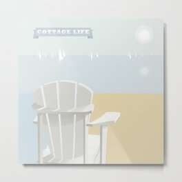 Cottage Life (1) Metal Print