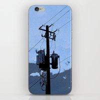 transformer iPhone & iPod Skins featuring Transformer by AMarloweCanPrint