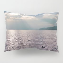 Kiss in the Lake Pillow Sham