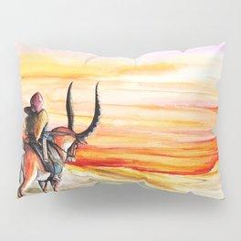 """""""Sunset"""" Pillow Sham"""
