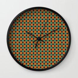 Twister 14 Wall Clock