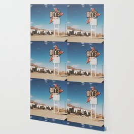 Roy's Retro Motel Wallpaper
