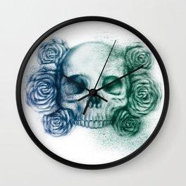 SKULLA ROSETTA Wall Clock