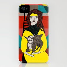 Goat Herder 1 Slim Case iPhone (4, 4s)