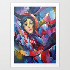 Ruben2 Art Print