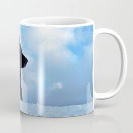 Dog in the Sky Coffee Mug