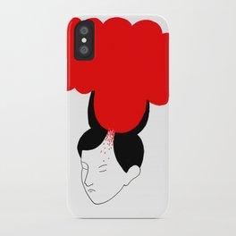 Intrusive iPhone Case