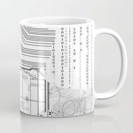 Technique pattern 5 Coffee Mug
