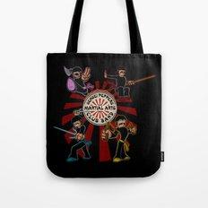 Sensei Pepper's Martial Arts Club Band Tote Bag