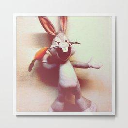 roger rabbit Metal Print