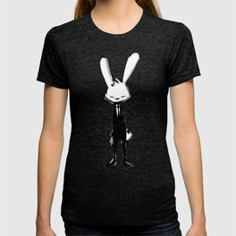 minima - beta bunny pose T-shirt