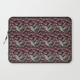 roses and pearls Laptop Sleeve