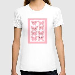 8 Butterflies T-shirt