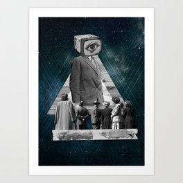 Profeta 2.0 Art Print