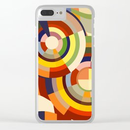 Colour Revolution SEVEN Clear iPhone Case