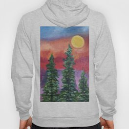 Fire in the Northern Sky Hoody