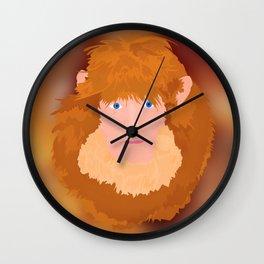 JerrBear Wall Clock