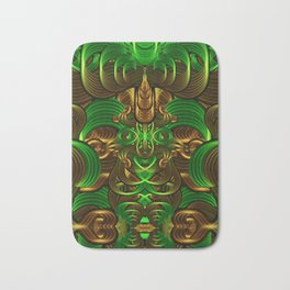 Jungle Roots Temple Bath Mat