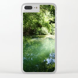 But for the Ripples Clear iPhone Case