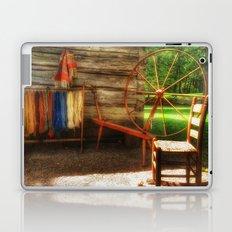 Yarnwork at the Mabry Mill Laptop & iPad Skin