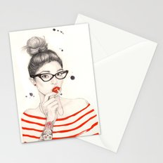 February Stationery Cards