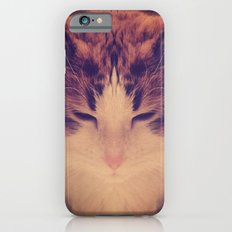 Symmetrical Feline iPhone 6s Slim Case