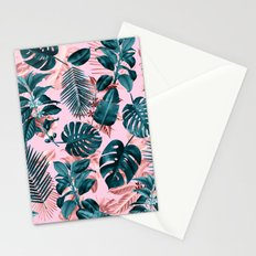 Tropical Garden III Stationery Cards
