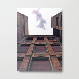 Historic view up Metal Print