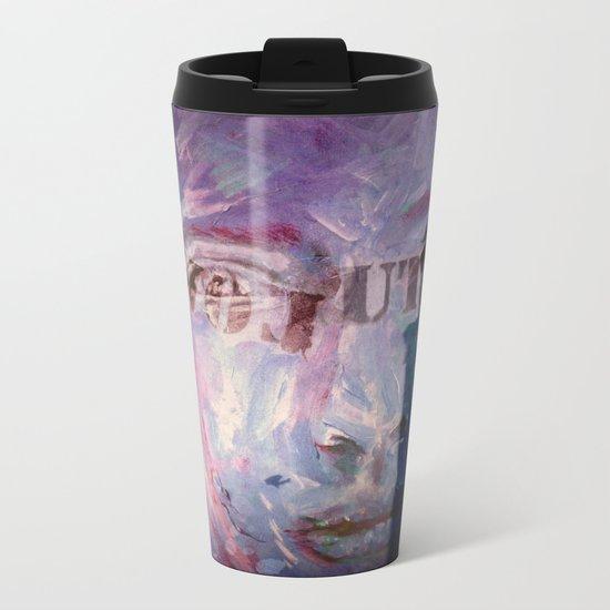 R EVOL UTION Metal Travel Mug