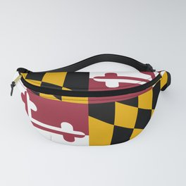 State flag of Flag Maryland Fanny Pack