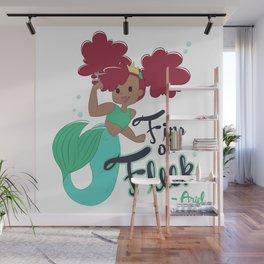 Ariel on Fleek Wall Mural