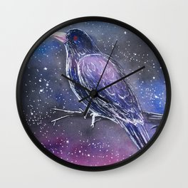 Night Guard Wall Clock