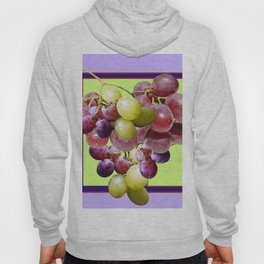 CLUSTER WINE GRAPES VINEYARD DESIGN Hoody