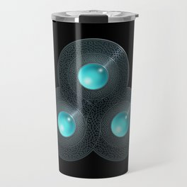 Triple Celt Travel Mug