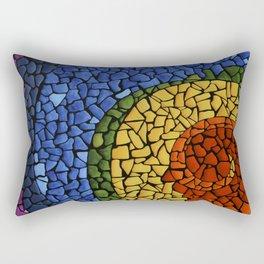 Chakra Swirl Rectangular Pillow