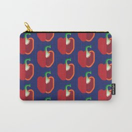 Vegetable: Bell Pepper Carry-All Pouch