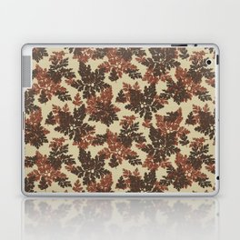 Raccoon Lake - Red Laptop & iPad Skin