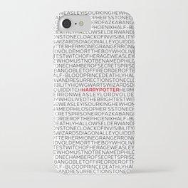 Type: HarryPotter iPhone Case