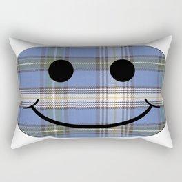 Happy to be Scottish Rectangular Pillow