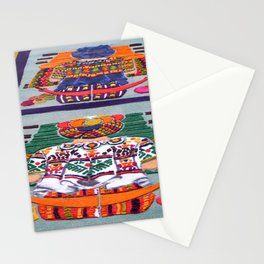 Guatemalan Alfombras Stationery Cards